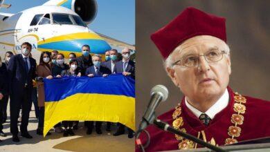 Photo of Головні новини 4 квітня: українські лікарі прилетіли до Італії, помер Іван Вакарчук