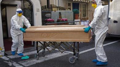Photo of Коронавірус в Італії 4 квітня 2020 року