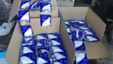 Photo of СБУ завадила вивезти з України понад 10 тисяч медичних масок