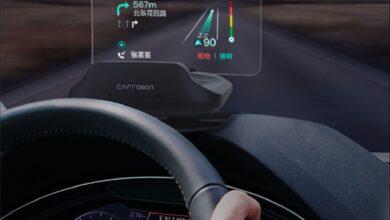 Photo of Xiaomi анонсувала проекційний дисплей Carrobot для автомобілів