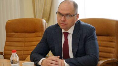 """Photo of Глава МОЗ Степанов каже, що у новій фірмі його дружини """"зради немає"""""""