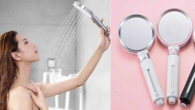 Photo of Оригінальна розробка від Xiaomi: лійка для душу, що очищає воду