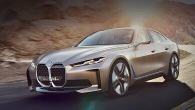 Photo of BMW презентував розкішне електрокупе Concept i4: фото, відео