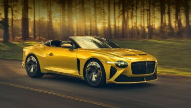 Photo of Bentley випустила люксовий родстер з диким характером і шаленим цінником: фото