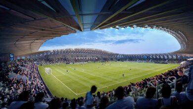 Photo of У Британії збудують перший у світі дерев'яний стадіон