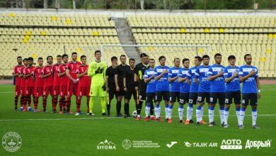 Photo of Клуб українця виграв Суперкубок Таджикистану, матч проходив без глядачів