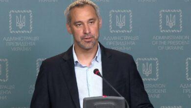 Photo of Рябошапка натякнув на участь у позачергових парламентських виборах