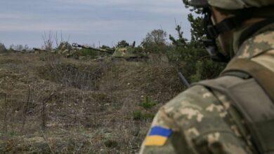 Photo of Бойовики влаштували потужний обстріл українських воїнів у районі Кам'янки