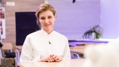 Photo of Олена Зеленська одягнула сукню за 1400 гривень: фото та відео