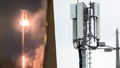 Photo of У Великій Британії підпалюють антени 5G через чутки про їх зв'язок з коронавірусом