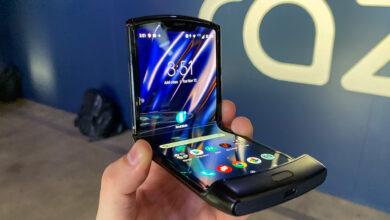 Photo of Гнучкий смартфон Motorola Razr можна замовити в Україні: ціна відлякує