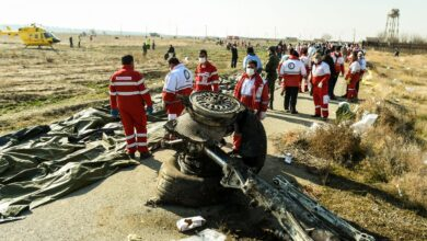 """Photo of В Ірані назвали """"правильним"""" рішення збити пасажирський літак МАУ"""