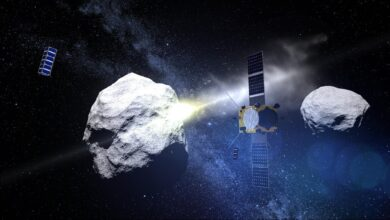Photo of NASA на практиці випробує захист Землі від астероїдів