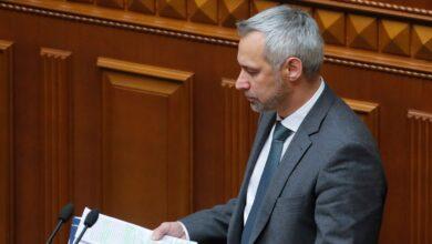 """Photo of Рябошапка спростував причину своєї відставки, яку називали у """"Слузі народу"""""""