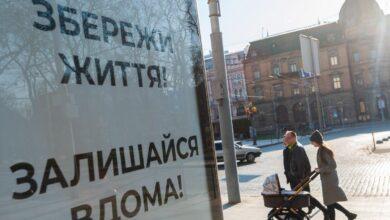 Photo of Три тижні карантину: аналіз та прогноз ситуації в Україні