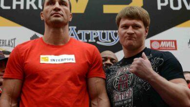 Photo of Російський боксер несподівано заговорив про реванш з Володимиром Кличком