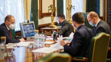Photo of В Офісі Президента обговорювали введення надзвичайного стану