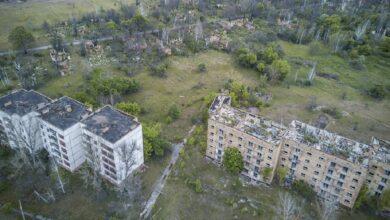 Photo of Пожежа у чорнобильській зоні: поліція провела евакуацію самоселів