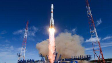"""Photo of Запуск """"Союз МС-16"""": на МКС відправляються троє членів екіпажу: онлайн-трансляція"""