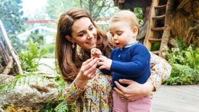 Photo of Як Кейт Міддлтон проводить карантин з дітьми: цікаві заняття для малечі
