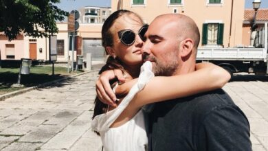 Photo of Алла Костромічова відзначає п'яту річницю шлюбу: історія кохання супермоделі