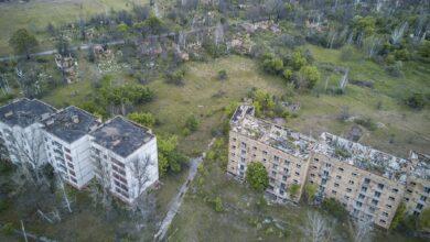 Photo of Пожежа у Чорнобильській зоні: забруднене повітря може потрапити до Києва