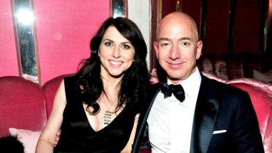 Photo of Маккензі Безос вперше потрапила до рейтингу Forbes, але вона не найбагатша жінка у світі