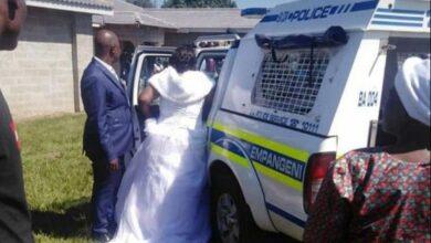 Photo of Пара влаштувала весілля на карантині: їх заарештували в той же день – фото