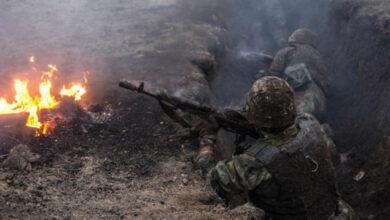 Photo of Позиції ЗСУ на Донеччині обстріляли з великокаліберних мінометів