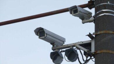 Photo of Київ закупив камери, які вимірюють температуру і розпізнають обличчя