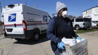 Photo of США припиняють відправлення пошти до 22 країн через пандемію коронавіруса