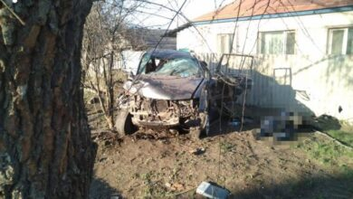 Photo of У Луганській обл. автомобіль влетів в електроопору і дерево, загинуло дві людини