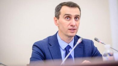 Photo of Головний санлікар Ляшко прогнозує на середину квітня пік епідемії коронавіруса в Україні