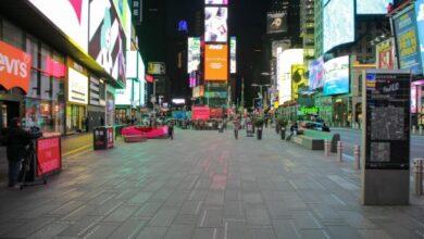 Photo of У Нью-Йорку майже три тисячі осіб померли від коронавірусу, 70 тисяч заразилися