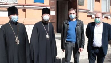 Photo of У Києві УПЦ передала медикам понад 13 тисяч тестів на коронавірус