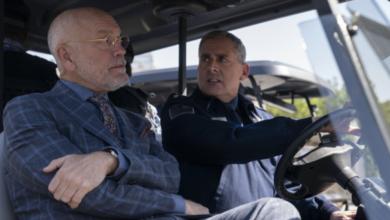 """Photo of Стів Карелл та Джон Малкович з'явилися на перших кадрах серіалу """"Космічні сили"""" від Netflix"""