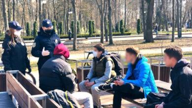 Photo of Поліція Києва склала 622 протоколи на порушників карантину, – Кличко