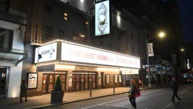 Photo of Бродвейські театри продовжили карантин на два місяці