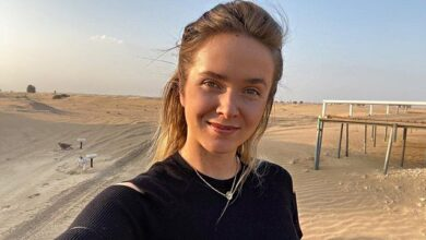 Photo of Еліна Світоліна за 10 секунд приміряла п'ять образів