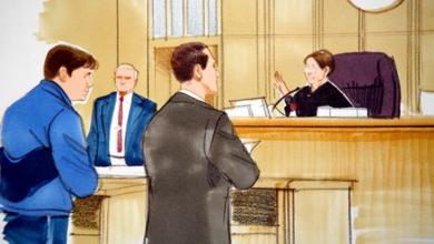 Photo of На Ніжинщині чоловіка засудили за неправдиві свідчення у судді