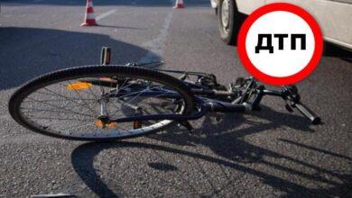 Photo of У Ніжині на перехресті Honda збила велосипедиста