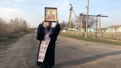 Photo of На Ніжинщині православні молилися про позбавлення від пандемії