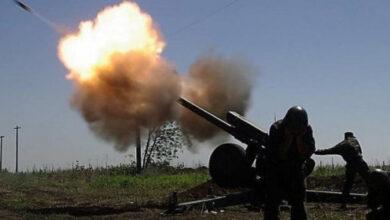 Photo of Українські позиції на Донеччині обстріляли з великокаліберних гармат, три бійця ЗСУ поранені