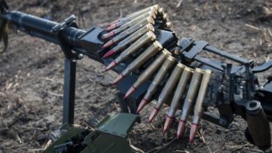 Photo of Бойовики на Донеччині обстріляли українські позиції з забороненого озброєння