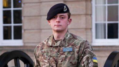Photo of Українця визнали найкращим випускником британської Королівської військової академії