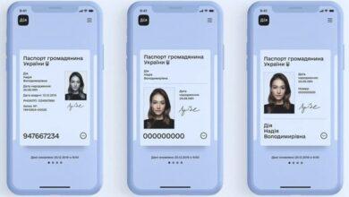 Photo of Українцям дозволять внутрішні польоти з е-паспортом у Дії – Кабмін схвалив законопроект