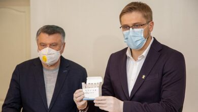 Photo of УПЦ і фонд Новинського передали 100 тис. ПЛР-тестів до всіх областей України