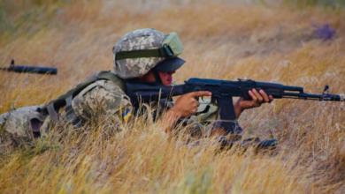 Photo of На Донбасі ЗСУ втратили бійця і знищили трьох бойовиків