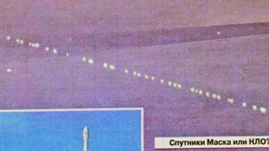 Photo of Що бачили у небі над Ніжинщиною: НЛО чи супутники Маска?