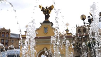 Photo of До Дня Києва відкрилися столичні фонтани